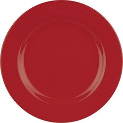 Waechtersbach Fun Factory Red Dinner Plates (Set of 4)