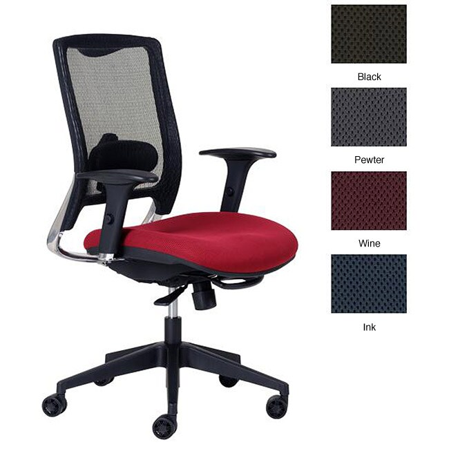ECO7.5 Upholstered AirMesh Seat Mesh Chair