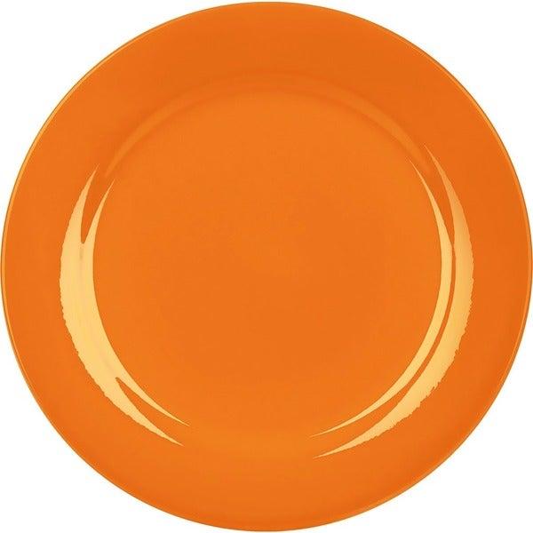 Waechtersbach Fun Factory Orange Salad Plates (Set of 4) 8001981