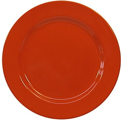 Waechtersbach Fun Factory Orange Salad Plates (Set of 4)