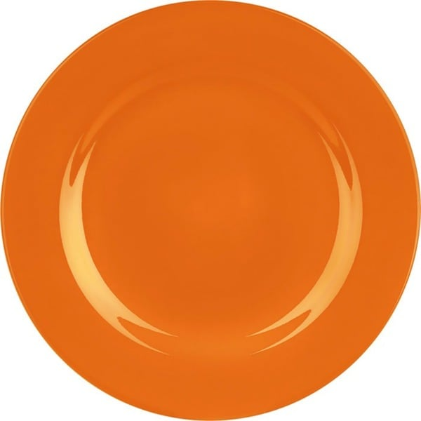 Waechtersbach Fun Factory Orange Dinner Plates (Set of 4) 8001986