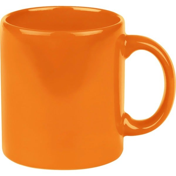 Waechtersbach Fun Factory Orange Mugs (Set of 4) 8001987