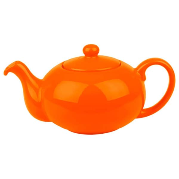 Waechtersbach Fun Factory Orange Lidded Tea Pot
