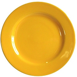 Waechtersbach Fun Factory Buttercup Dinner Plates (Set of 4)
