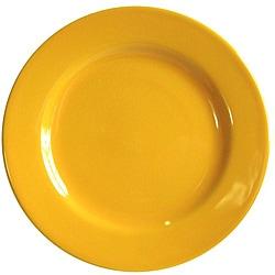 Waechtersbach Fun Factory Buttercup Dinner Plates (Set of 4)
