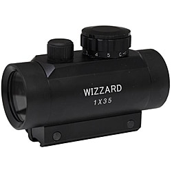 Wizzard 35mm Red/ Green Dot Scope Sight