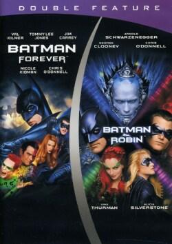 Batman Forever/Batman & Robin (DVD)
