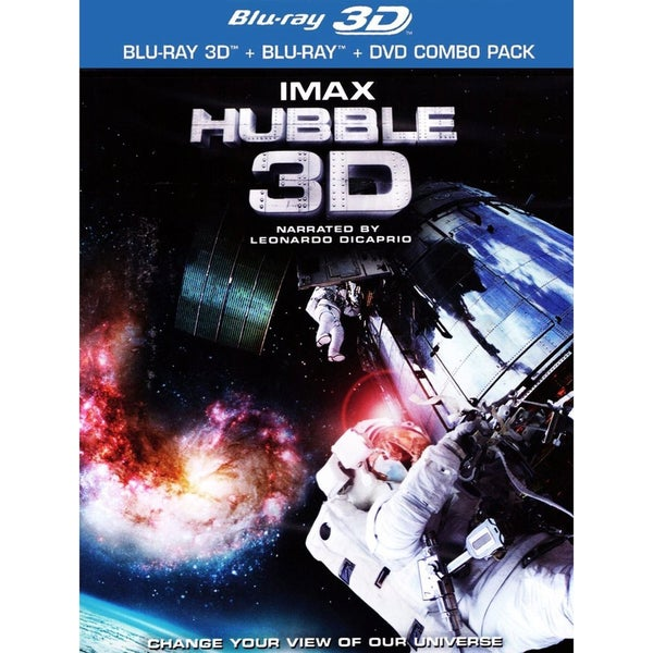 Hubble 3D (IMAX) (Blu-ray Disc) 8002289