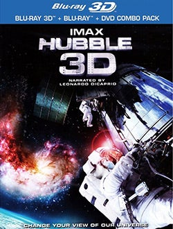Hubble 3D (IMAX) (Blu-ray Disc)