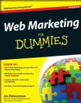 Web Marketing for Dummies (Paperback)