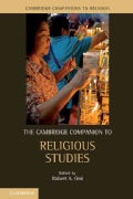 The Cambridge Companion to Religious Studies (Hardcover)