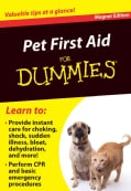 Pet First Aid for Dummies (Paperback)