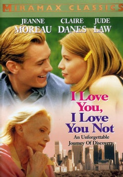 I Love You, I Love You Not (DVD)
