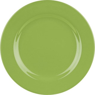 Waechtersbach Fun Factory Green Apple Dinner Plates (Set of 4)