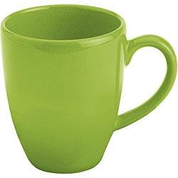 Waechtersbach Fun Factory Green Apple Jumbo Cafelatte Cups (Set of 4)