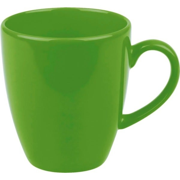 Waechtersbach Fun Factory Green Apple Jumbo Cafelatte Cups (Set of 4) 8004025