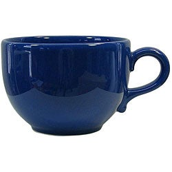 Waechtersbach Fun Factory Royal Blue Jumbo Cups (Set of 4)
