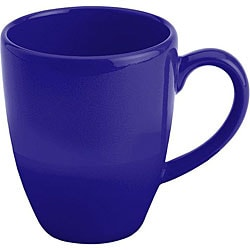 Waechtersbach Fun Factory Royal Blue Cafe Latte Cups (Set of 4)