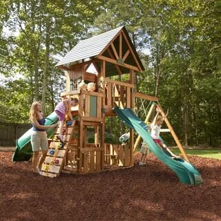 Swing-N-Slide Southampton Wood Complete Play Set