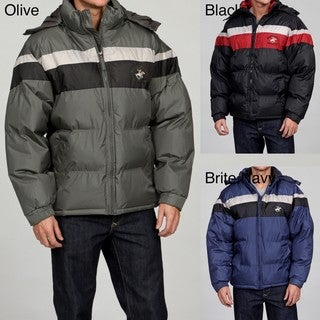 Beverly Hills Polo Club Men's Puffer Coat FINAL SALE