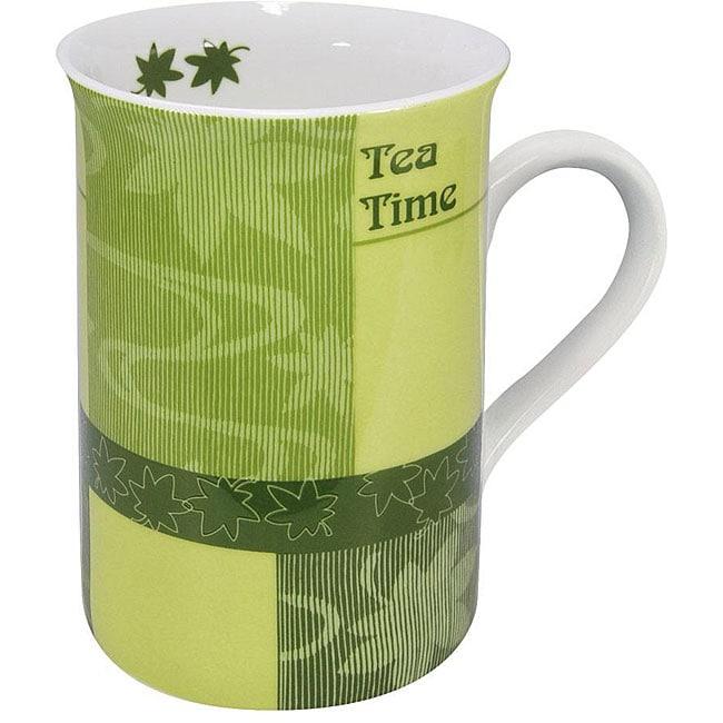 Konitz First Flush Tea Time Mugs (Set of 4)