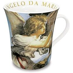 Konitz Angelo Maria Con Bambino Mugs (Set of 4)