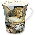 Konitz Angelo Maria Con Bambino Mugs (Set of 4)