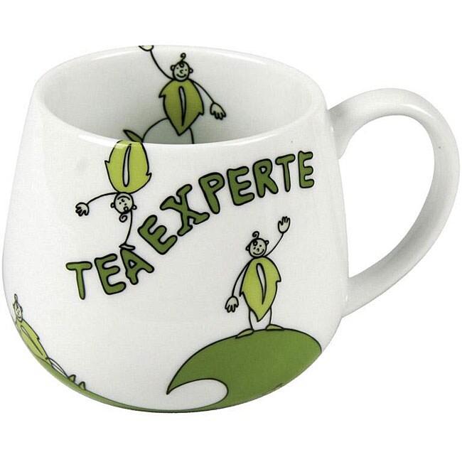 Konitz Tea Experte Snuggle Mugs (Set of 4)