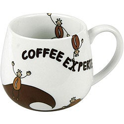Konitz Coffee Experte Snuggle Mugs (Set of 4)