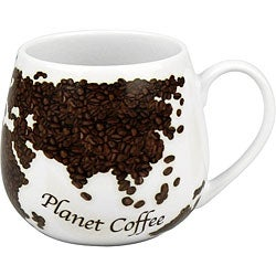 Konitz Planet Coffee Snuggle Mugs (Set of 4)