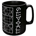 Konitz Chalk Talk Sudoku Mugs (Set of 4)