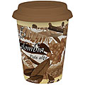 Konitz Coffee Colombia Travel Mugs (Set of 4)