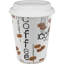 Konitz Coffee Collage Travel Mugs (Set of 4)