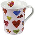 Konitz I Love You Mugs (Set of 4)