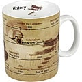 Konitz Science History Mugs (Set of 4)