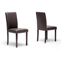Susan Brown Modern Dining Chair (Set of 2)
