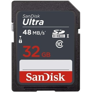 SanDisk SDSDB-032G-B35 32 GB Secure Digital High Capacity (SDHC)