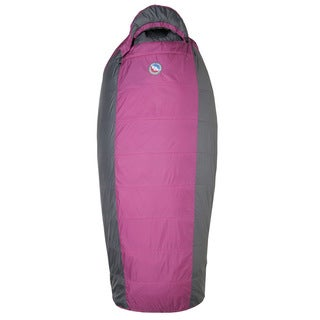 Big Agnes Women's 'Classic Lulu' Regular 15-degree Sleeping Bag