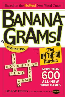 Bananagrams!: On the Go Edition (Paperback)