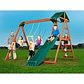 Swing-N-Slide McKinley Wooden Complete Play Set