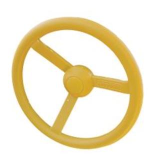 Swing-N-Slide Steering Wheel