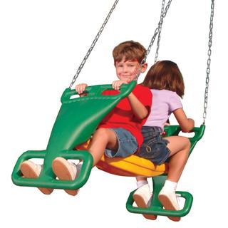 Swing-N-Slide 2 For Fun Glider Swing