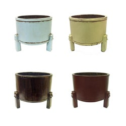 Three-legged Planter Bucket