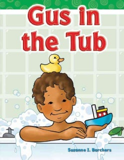Gus in the Tub: Short Vowel Storybooks (Paperback)