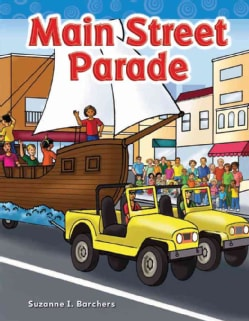 Main Street Parade: Long Vowel Storybooks (Paperback)
