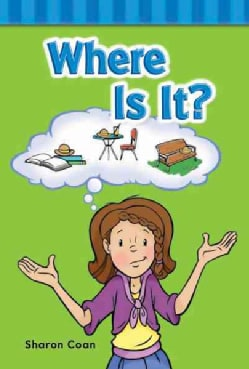 Where Is It?: Short Vowel Rimes (Paperback)