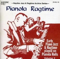 Various - Pianola Ragtime