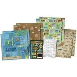Karen Foster 'A Great Catch' Scrapbook Kit