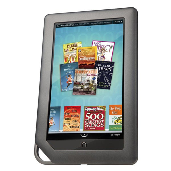 "Barnes & Noble NOOK Color BNRV200 7"" 8 GB Slate Tablet - Wi-Fi (Refurbished)"
