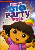 Dora The Explorer: Dora's Big Party Pack (DVD)